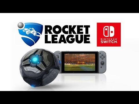 Rocket League® – Nintendo Switch Announcement Trailer