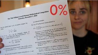 Americas Toughest Math Exam