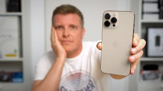 The Apple iPhone 13 Pro Max From An ANDROID Fans Perspective!