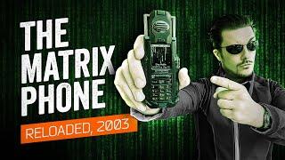 """When Phones Were Fun: Samsung's """"Matrix Phone"""" (2003)"""