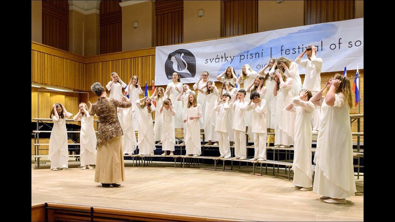 Children's day at Festival of Songs Olomouc 2017