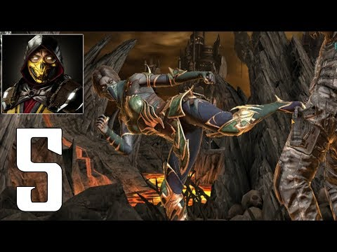 Mortal Kombat Mobile - Gameplay Walkthrough Part 5