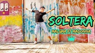 SOLTERA  Maluma Ft Madonna  Choreography | Coreografía | Zumba | Dance Video