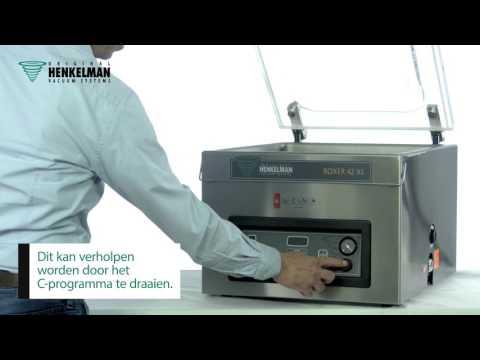 Video Dagelijks onderhoud Henkelman