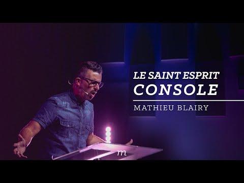 Le Saint Esprit console