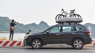 PHƯỢT cùng Subaru Forester