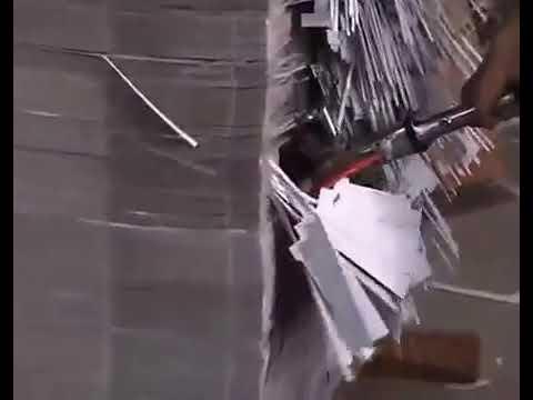 Waste Stripper Machine