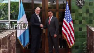 Guatemala: U.S Homeland Security chief says there will be