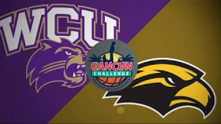 2018 Cancun Challenge | Western Carolina vs Southern Miss