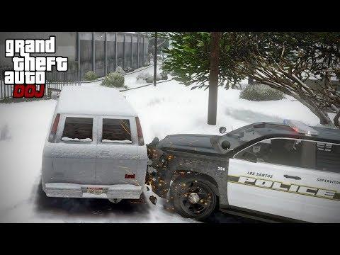 Download GTA 5 Roleplay - DOJ 350 - Unintentional Pursuit