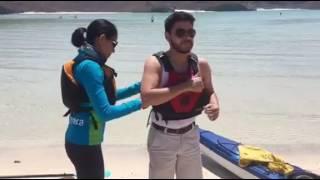 ¿Te gustaría aprender Kayak?