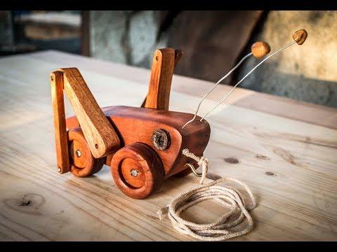 Juguete De Madera / Wooden Toy