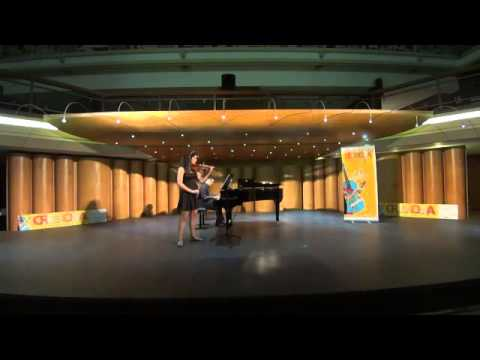"Beethoven Violin Sonata No 5 in F Major, ""Spring""