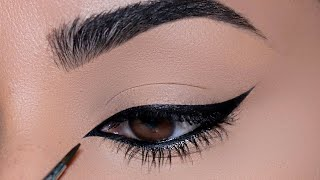 HOW TO APPLY INNER CORNER EYELINER/KAJAL ON SENSITIVE WATERY EYES (tips & tricks)