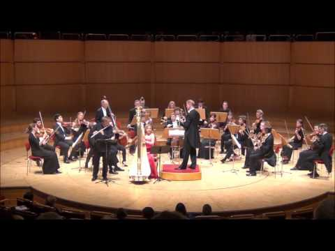 Jana Boušková and Henrik Wiese play Mozart in Kölner Philharmonie - 1st Mvt