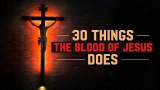 The Blood Of Jesus – Top 30 Bible Verses   Sharefaith.com