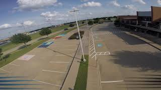 School Parking Lot FPV Freestyle IV