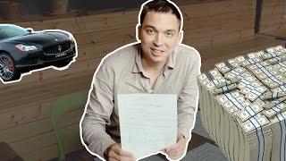 Петр Осипов поставил цель 80 млн руб. за 2 мес.