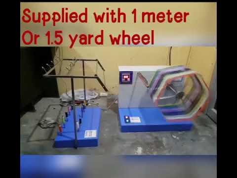 5 Stations Motorized Wrap Reel