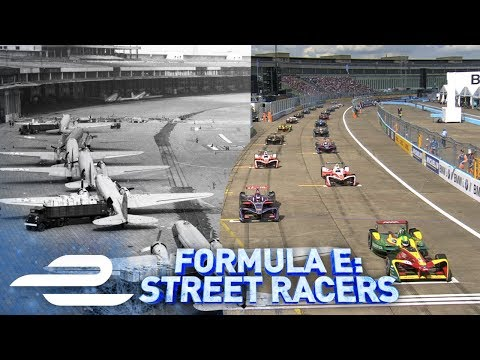 Converting An Airport Into a Race Track?! Formula E: Street Racers - Full Episode