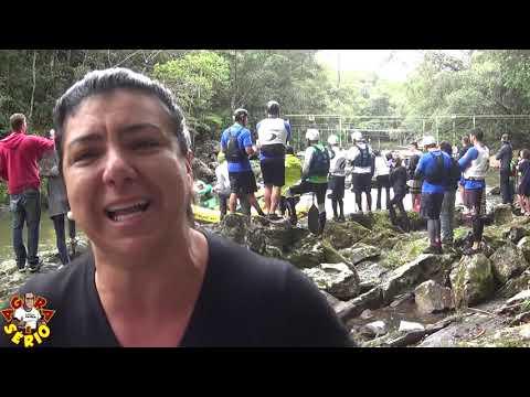 Fátima do Canoar fala sobre o Campeonato Brasileiro de R4 2018 no Rio Juquiá