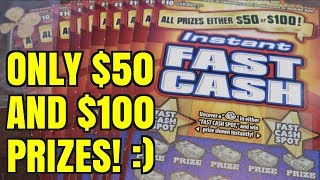 TIME TO MAKE SOME INSTANT FAST CASH! $10 Scratch Tickets