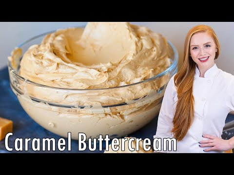 Video Salted Caramel Frosting