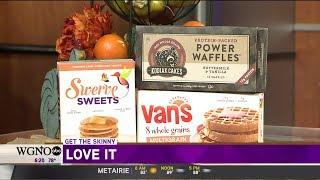 Love It, Like It, Hate It: Healthy Frozen Waffles