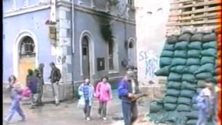 Bosnie Mostar 1994 - Pompiers Sans Frontières