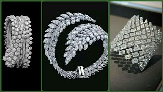 Top Class Beautiful And Outstanding Diamond Bracelet Design