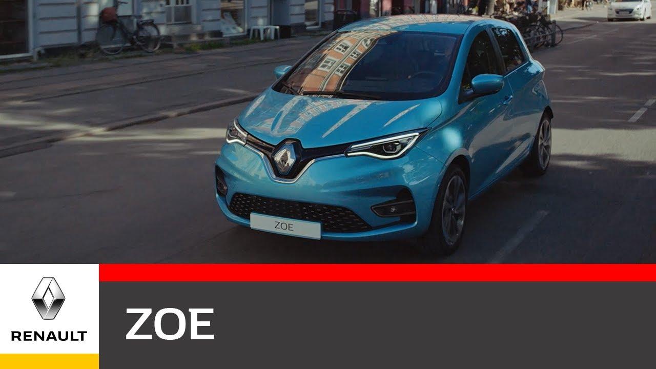 Renault ZOE Video Ricarica e Autonomia