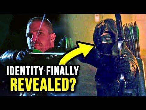 Copycat Arrow UNMASKED in Mid-Season Finale?! - Arrow Season 7 Episode 8 Trailer