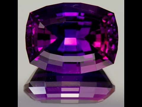 Amethyst With Unbelievable Color 40.22 Carats