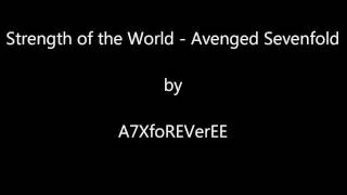 Avenged Sevenfold - Strength of the World lyrics (HD)