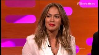 Jennifer Lopez - The Graham Norton Show 31/5/13 (Part 1)