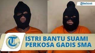 Istri di Bali Bantu dan Saksikan Suami Memperkosa Gadis SMA, Ironisnya Korban Masih Keponakan Pelaku