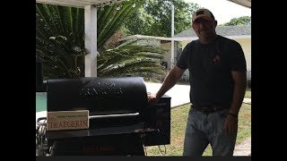 Traeger Pro 780 Review ~ D2 Drive Train and WiFire Technology