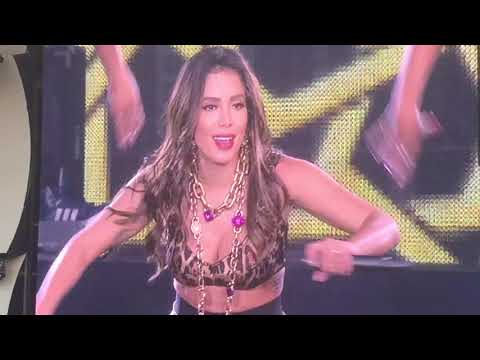 Anitta Rock in Rio Lisboa 2018 - Na sua Cara