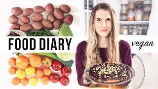 Was Ich In Einer Woche Esse | VEGAN | What I Eat In A Week | Food Diary | Deutsch