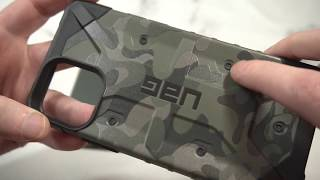 UAG Designed for iPhone 11 Pro Pathfinder [Olive Drab] Case Unboxing and Review