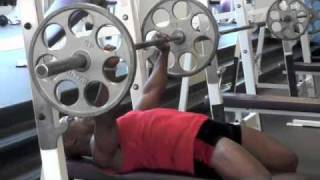 Bench Press - Normal Negative Normal