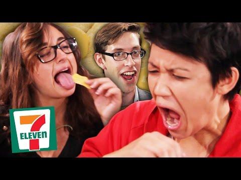 Drunk Vs. Sober Nacho Taste Test