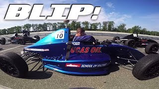 Here's Everything You Get At A Two-Day Racing School | BLIP!