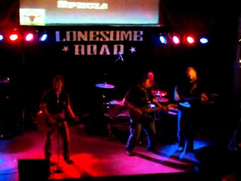 How I Got To Be This Way Cover by LONESOME ROAD!!