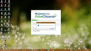 Malwarebytes AdwCleaner - Finding and Cleaning Malware