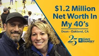 $1.2 Million Net Worth In My 40's and How I Got There