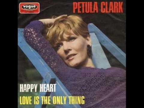 Happy Heart (Song) by Petula Clark