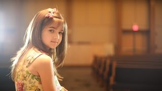 <b>Kaitlyn Maher</b>  10 Yo  Find You On My Knees Kari Jobe  Dec 15 2014