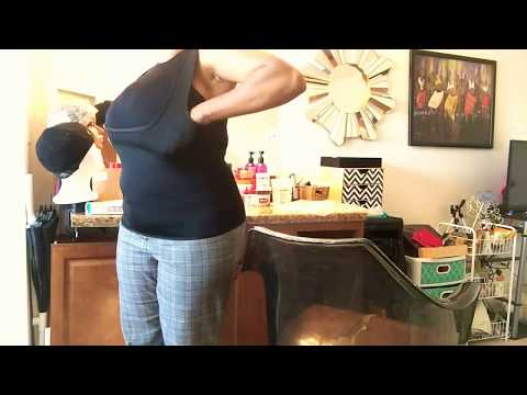 Penurunan berat badan dumbbell untuk payudara