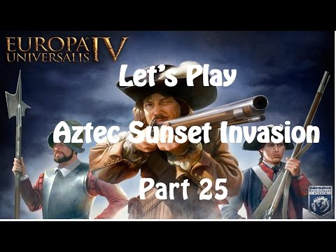 Download Europa Universalis Iv Aztec Eu4 Achievement Sunset Invasion